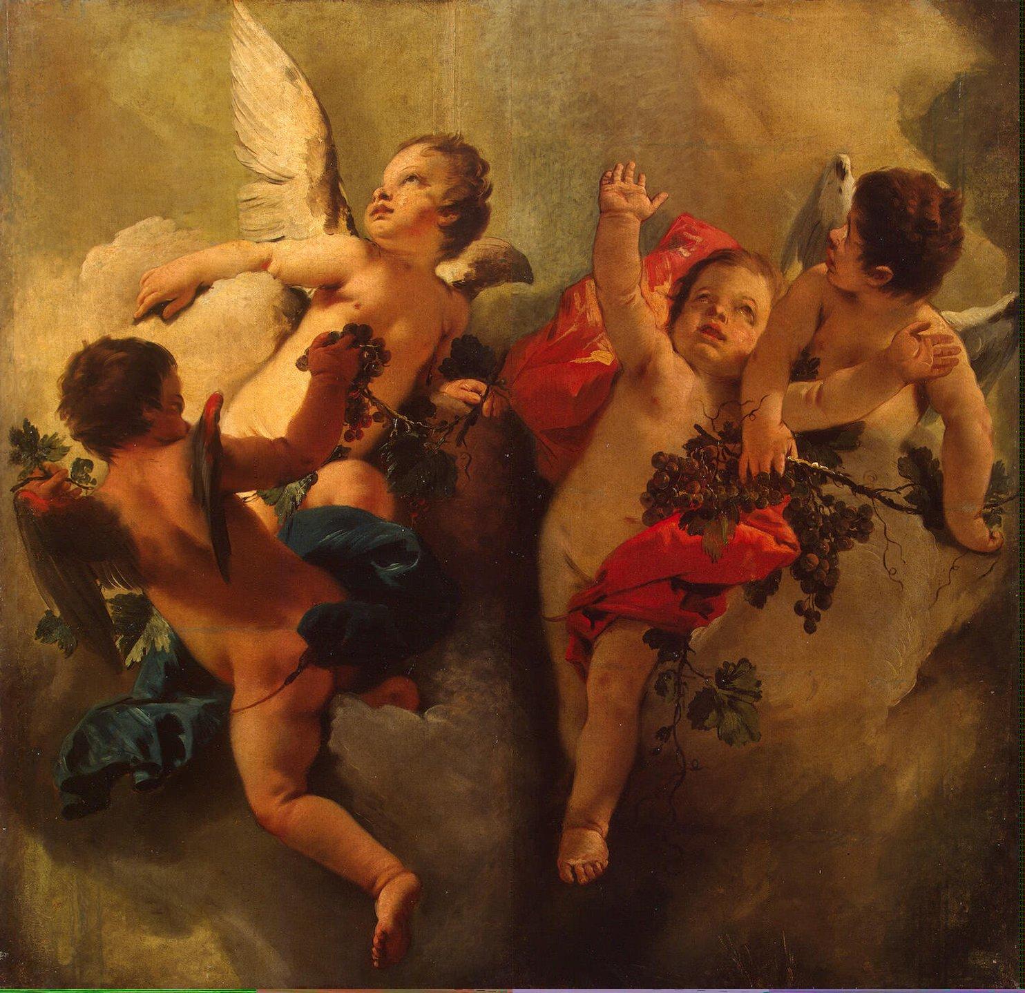 Tiepolo_Giovanni_Battista-ZZZ-Cupids_with_Grapes_(Allegory_of_Autumn)