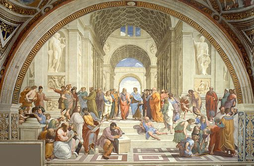 512px-Raphael_School_of_Athens